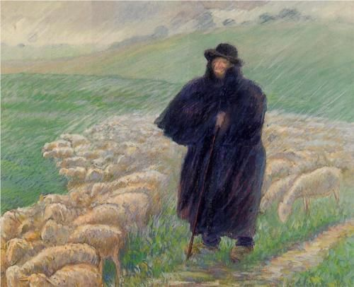 Shepherd Who Survived the Flood