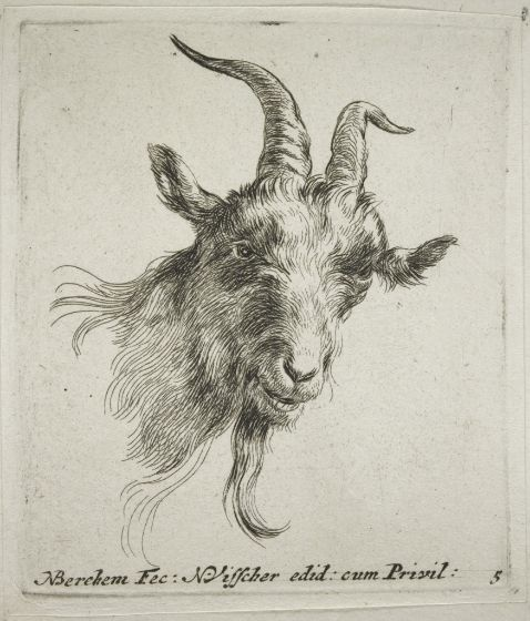 Old Goat Woman