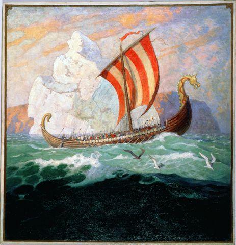 iceland ship