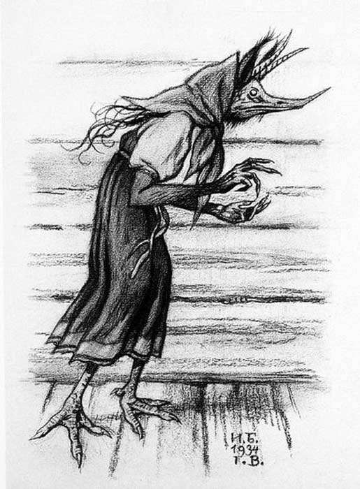 Corva the Witch