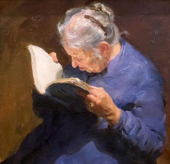 old woman devil