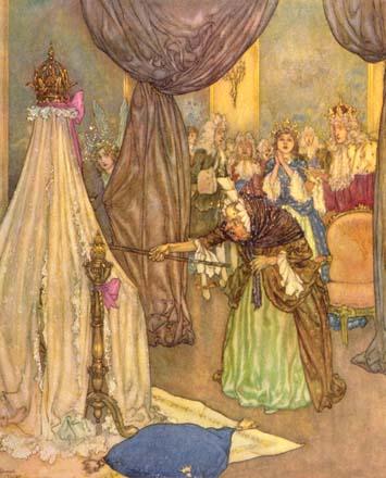 seventh fairy