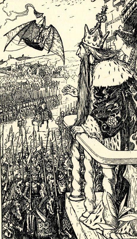surrender king