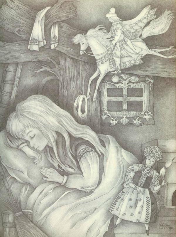 Vasilisa the Girl