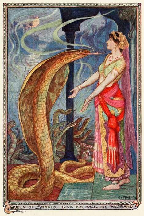 snake-queen