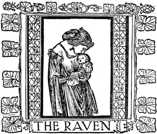 Queen Mother of the Raven