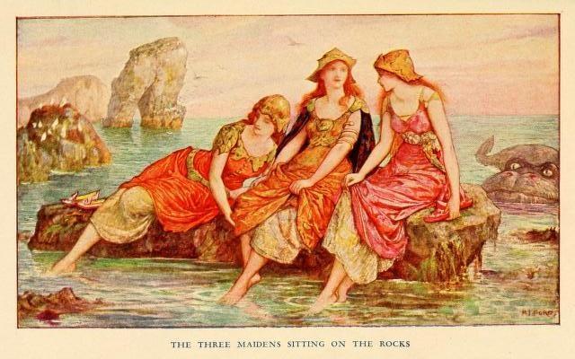 ian maidens