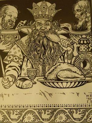 King Who Never Tasted Salt
